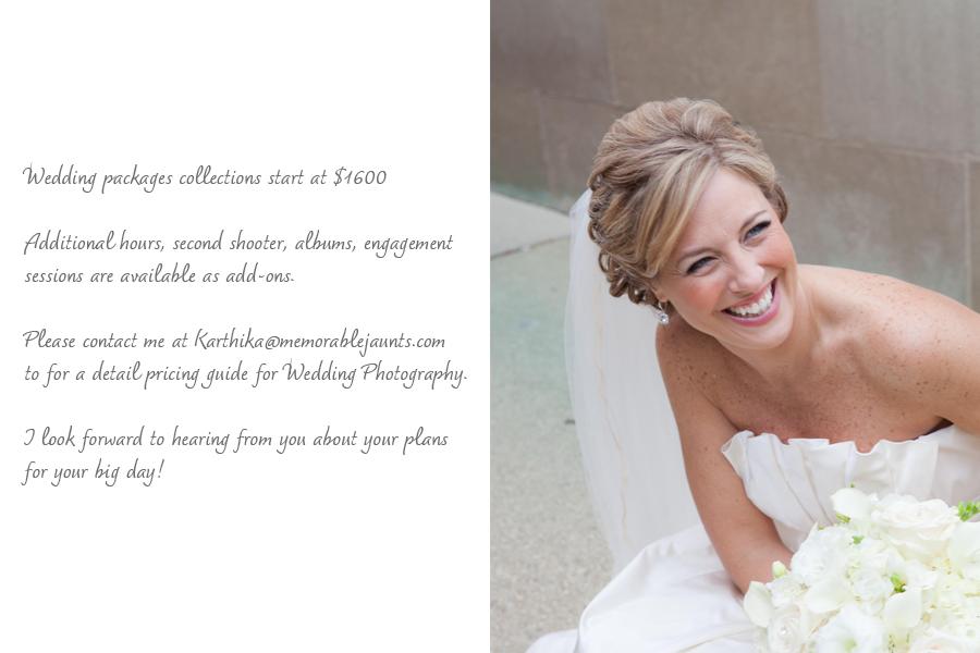 Naperville Wedding Photographer Memorable Jaunts Wedding Photography Investment